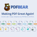 Converting PDF to PDF:A On PDFBear- Things To Know About This PDFBear